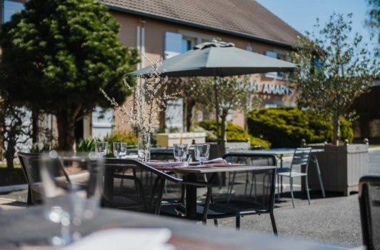 reception terrasse hotel chateauroux